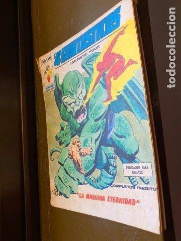 ANTIGUO COMIC MARVEL LOS 4 FANTASTICOS Nº 67, LA MAQUINA ETERNIDAD- FLA (Tebeos y Comics - Vértice - 4 Fantásticos)