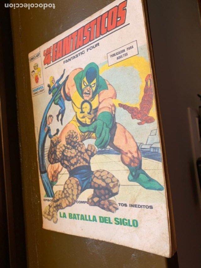 ANTIGUO COMIC MARVEL LOS 4 FANTASTICOS Nº 66, LA BATALLA DEL SIGLO- FLA (Tebeos y Comics - Vértice - 4 Fantásticos)