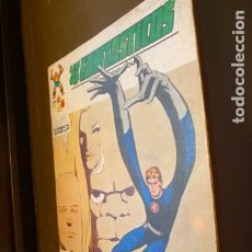 Cómics: ANTIGUO COMIC MARVEL LOS 4 FANTASTICOS Nº 57, EL SECRETO DE LOS ETERNOS - FLA. Lote 183074308