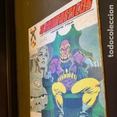 Cómics: ANTIGUO COMIC MARVEL LOS 4 FANTASTICOS Nº 52, ¡MUERTE! GRITA EL CONQUISTADOR- FLA. Lote 183075571