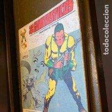 Cómics: ANTIGUO COMIC MARVEL LOS 4 FANTASTICOS Nº 50, CAOS EN EL EDIFICIO BAXTER - FLA. Lote 183076027