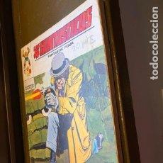 Cómics: ANTIGUO COMIC MARVEL LOS 4 FANTASTICOS Nº 40, EL TOTEM VIVIENTE - FLA. Lote 183076212