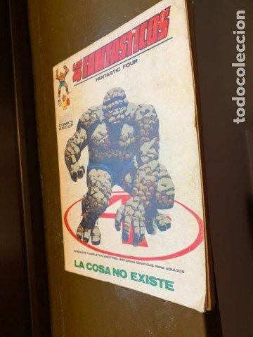 ANTIGUO COMIC MARVEL LOS 4 FANTASTICOS Nº 39, LA COSA NO EXISTE - FLA (Tebeos y Comics - Vértice - 4 Fantásticos)