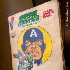 Cómics: ANTIGUO COMIC MARVEL, CAPITAN AMERICA Nº 23, LA VENGANZA DEL CAPITAN AMERICA ORIGINAL - FLA. Lote 183082603