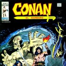 Comics : CONAN V2-27 (VERTICE, 1975). Lote 183194758