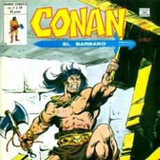 Cómics: CONAN V2-39 (VERTICE, 1975). Lote 183196847