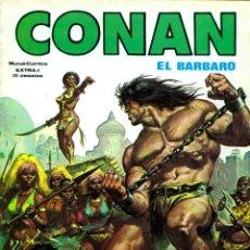 Cómics: CONAN EL BUCANERO (VERTICE, 1980) NUMERO EXTRA-1. Lote 183197928