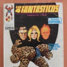 Cómics: LOS 4 FANTASTICOS Nº 21 TACO VERTICE. Lote 183199488