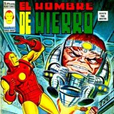 Cómics: EL HOMBRE DE HIERRO V2- EXTRA DE NAVIDAD (VERTICE, 1976). Lote 183199525