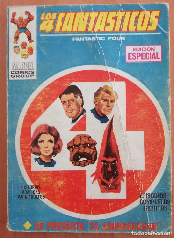 LOS 4 FANTASTICOS Nº 11 TACO VERTICE (Tebeos y Comics - Vértice - V.1)
