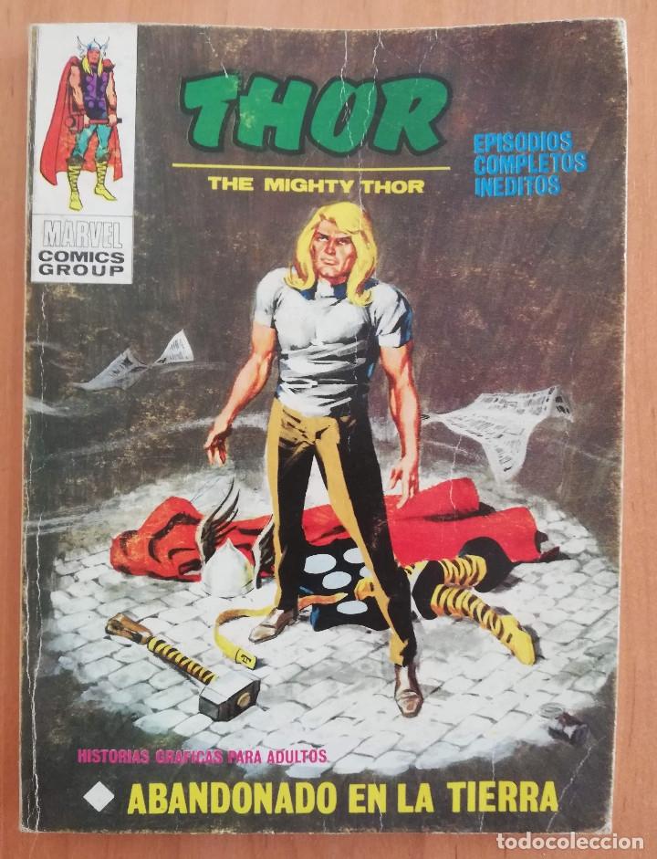 THOR Nº 20 TACO VERTICE (Tebeos y Comics - Vértice - V.1)