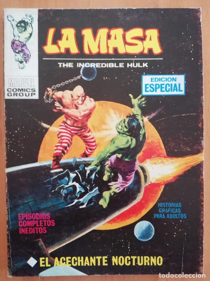 LA MASA Nº 11 TACO VERTICE (Tebeos y Comics - Vértice - V.1)