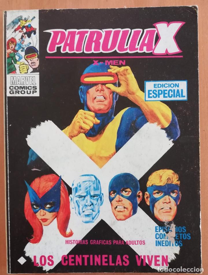 PATRULLA X Nº 27 TACO VERTICE (Tebeos y Comics - Vértice - V.1)