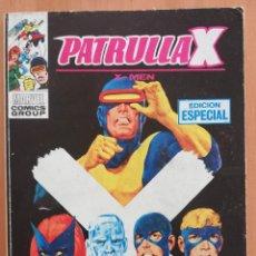 Cómics: PATRULLA X Nº 27 TACO VERTICE. Lote 183202362
