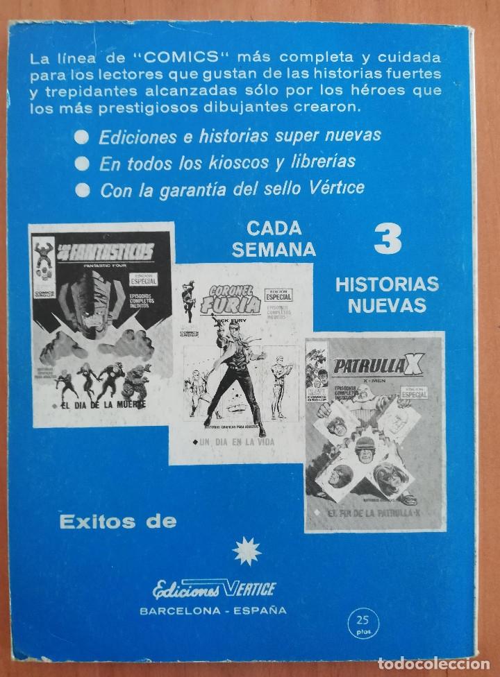 Cómics: PATRULLA X Nº 27 TACO VERTICE - Foto 2 - 183202362