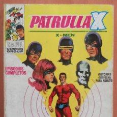 Cómics: PATRULLA X Nº 4 TACO VERTICE. Lote 183202796