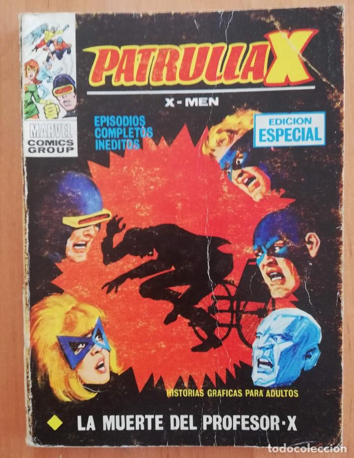 PATRULLA X Nº 19 TACO VERTICE (Tebeos y Comics - Vértice - V.1)