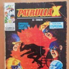 Cómics: PATRULLA X Nº 19 TACO VERTICE. Lote 183203317