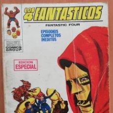 Cómics: LOS 4 FANTASTICOS Nº 9 TACO VERTICE. Lote 183203701