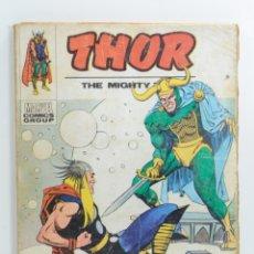 Cómics: THOR Nº 33, LA CAIDA DE ASGARD, VERTICE, 1974. Lote 183213950