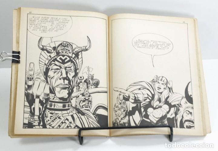 Cómics: Thor nº 33, La caida de Asgard, Vertice, 1974 - Foto 4 - 183213950