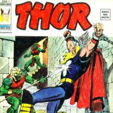 Cómics: THOR V2-10 (VERTICE, 1974). Lote 183217738