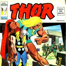 Cómics: THOR V2-8 (VERTICE, 1974). Lote 183217767