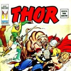 Cómics: THOR V2-7 (VERTICE, 1974). Lote 183217822