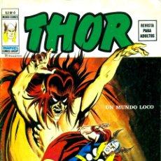 Cómics: THOR V2-6 (VERTICE, 1974). Lote 183217868