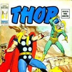 Cómics: THOR V2-3 (VERTICE, 1974). Lote 183217921