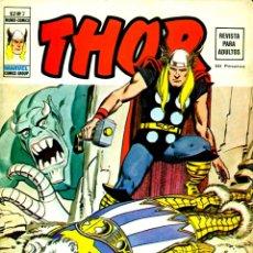 Cómics: THOR V2-2 (VERTICE, 1974). Lote 183217937