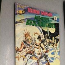Comics: RELATOS SALVAJES MUNDOS DESCONOCIDOS VOL. 1 Nº 21 / VÉRTICE. Lote 183262142