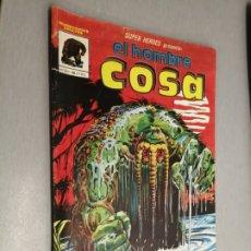 Comics: SÚPER HÉROES PRESENTA: EL HOMBRE COSA Nº 3 / VÉRTICE. Lote 183265185
