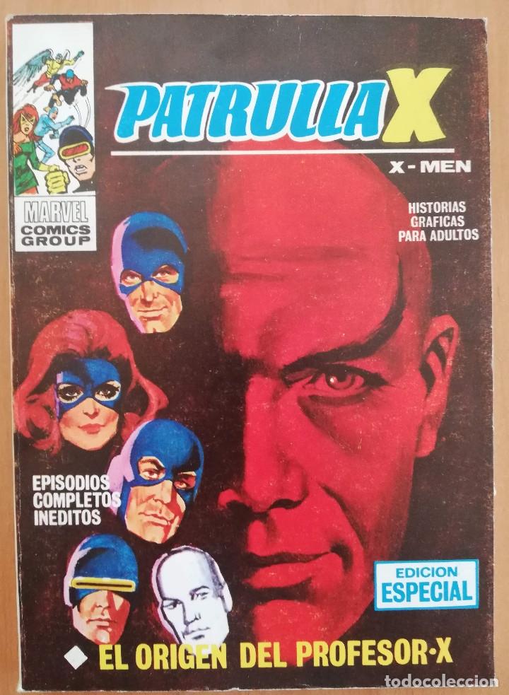 PATRULLA X Nº 6 TACO VERTICE (Tebeos y Comics - Vértice - V.1)