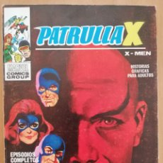 Cómics: PATRULLA X Nº 6 TACO VERTICE. Lote 183298607