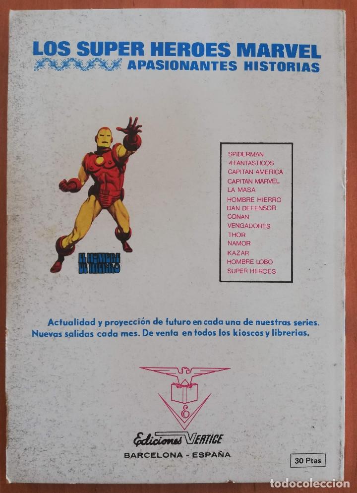 Cómics: PATRULLA X Nº 6 TACO VERTICE - Foto 2 - 183298607