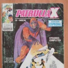 Comics : PATRULLA X Nº 2 TACO VERTICE. Lote 183299042