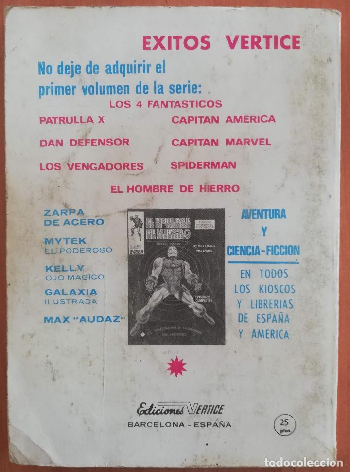 Cómics: PATRULLA X Nº 2 TACO VERTICE - Foto 2 - 183299042