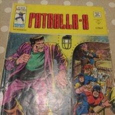 Cómics: LA PATRULLA X, VOLUMEN 3, NÚMERO 18. Lote 183324465