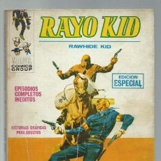 Cómics: RAYO KID 11, 1969, VERTICE. Lote 183326838