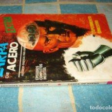 Cómics: ZARPA DE ACERO 21, 1969, VERTICE, BUEN ESTADO. Lote 183327402