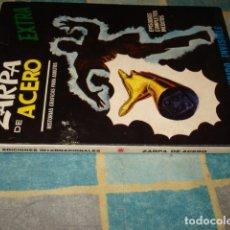 Cómics: ZARPA DE ACERO 30, 1969, VERTICE, MUY BUEN ESTADO. Lote 183327537