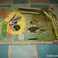 Cómics: ZARPA DE ACERO 8, 1966, VERTICEM BUEN ESTADO. Lote 183327677