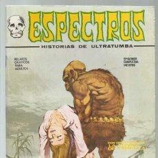 Cómics: ESPECTROS 11, 1973, VERTICE, MUY BUEN ESTADO. Lote 183385671