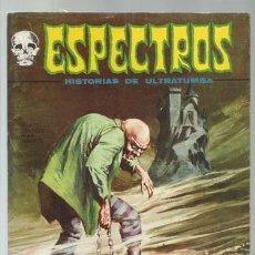 Cómics: ESPECTROS 10, 1974, VERTICE, MUY BUEN ESTADO. Lote 183385762