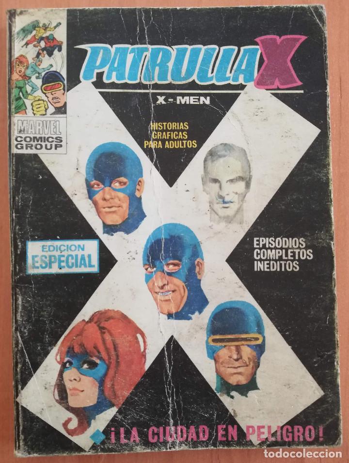 PATRULLA X Nº 10 TACO VERTICE (Tebeos y Comics - Vértice - V.1)