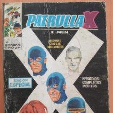 Cómics: PATRULLA X Nº 10 TACO VERTICE. Lote 183434227
