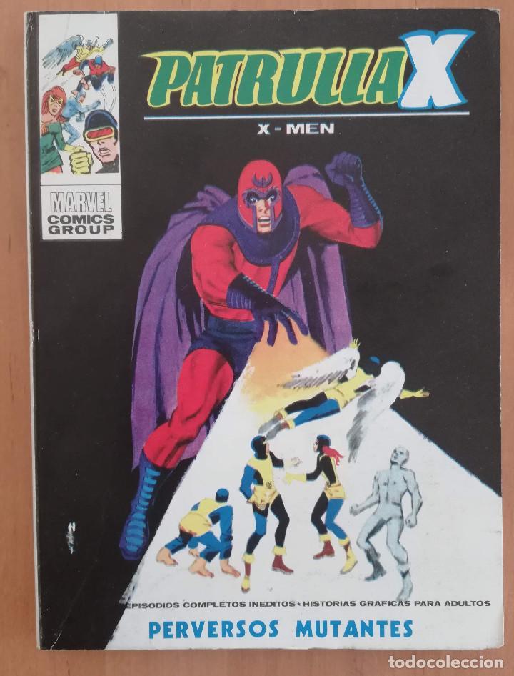 PATRULLA X Nº 2 TACO VERTICE (Tebeos y Comics - Vértice - V.1)