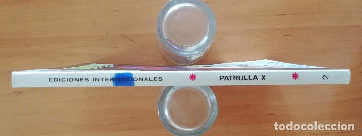 Cómics: PATRULLA X Nº 2 TACO VERTICE - Foto 3 - 183434456