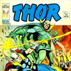Comics: THOR V2-15 (VERTICE, 1975). Lote 183456380